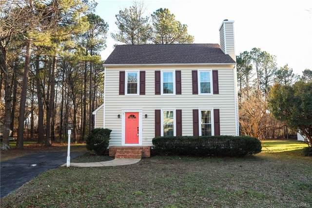 9617 Fireside Drive, Glen Allen, VA 23060 (MLS #2100623) :: Treehouse Realty VA