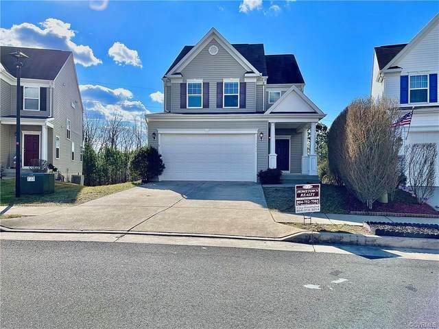 18368 Congressional Circle, Ruther Glen, VA 22546 (MLS #2100889) :: Treehouse Realty VA