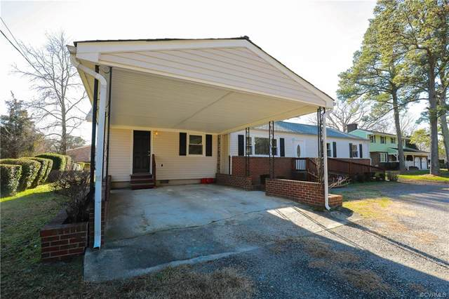 7805 S River Road, Chesterfield, VA 23803 (MLS #2100966) :: The RVA Group Realty