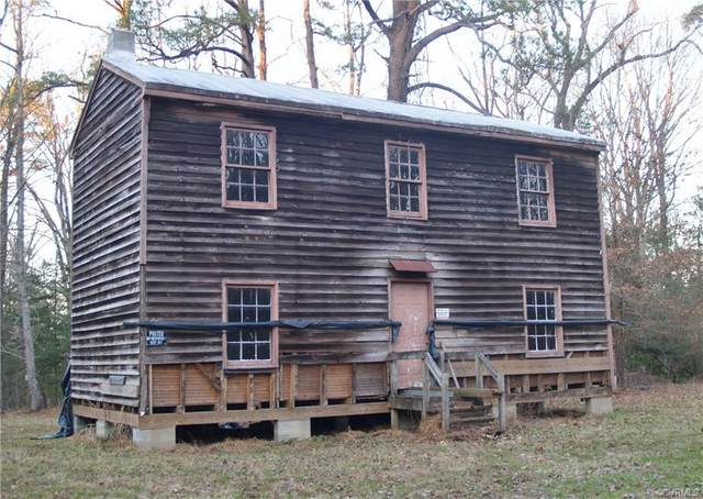 11200 Eagles Nest Road, Charles City, VA 23230 (MLS #2101086) :: Treehouse Realty VA