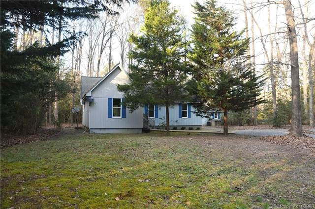 331 Meyers Drive, Lancaster, VA 22503 (MLS #2101140) :: EXIT First Realty