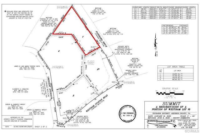 0000 Panorama Road, Henrico, VA 23229 (MLS #2101212) :: The Redux Group