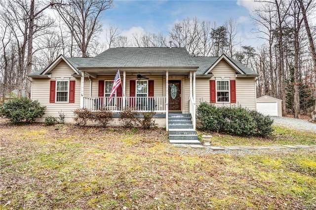 114 Wilson Street, Bumpass, VA 23024 (MLS #2101304) :: Treehouse Realty VA