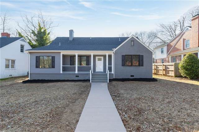 4005 Patterson Avenue, Richmond, VA 23221 (MLS #2101313) :: Village Concepts Realty Group