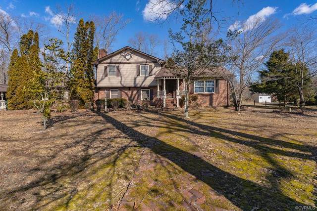 3905 River Road, Hopewell, VA 23860 (MLS #2101324) :: Treehouse Realty VA