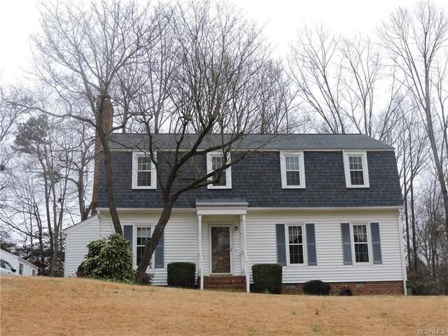 525 Brighton Drive, Chesterfield, VA 23235 (MLS #2101388) :: Treehouse Realty VA
