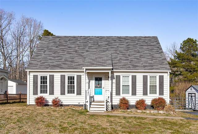 11419 Great Branch Drive, Chester, VA 23831 (MLS #2101549) :: Treehouse Realty VA