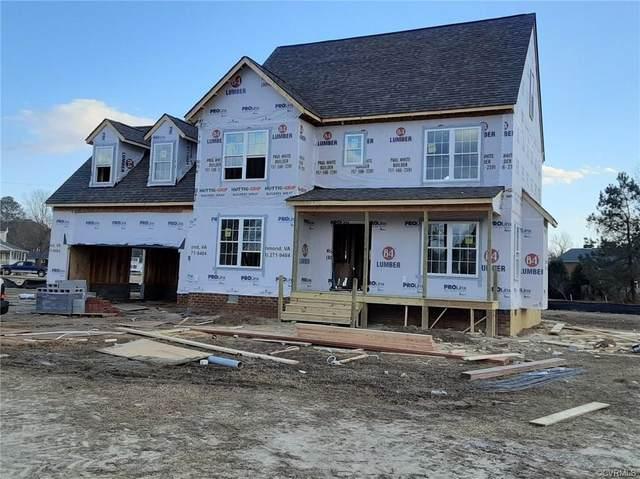203 Pointers Drive, West Point, VA 23181 (MLS #2101559) :: Treehouse Realty VA