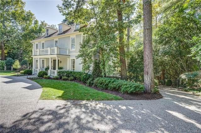6315 Three Chopt Road, Richmond, VA 23226 (MLS #2101587) :: Small & Associates