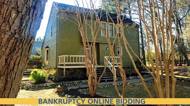 10 Natural Bridge Court, North Chesterfield, VA 23236 (MLS #2101622) :: Treehouse Realty VA