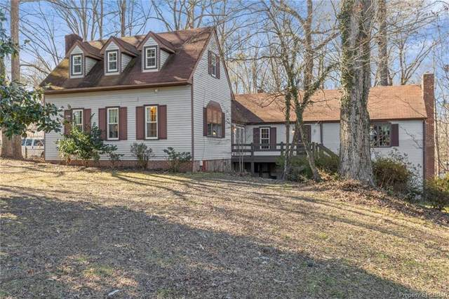 8343 Richmond Road, Toano, VA 23168 (MLS #2101630) :: Treehouse Realty VA