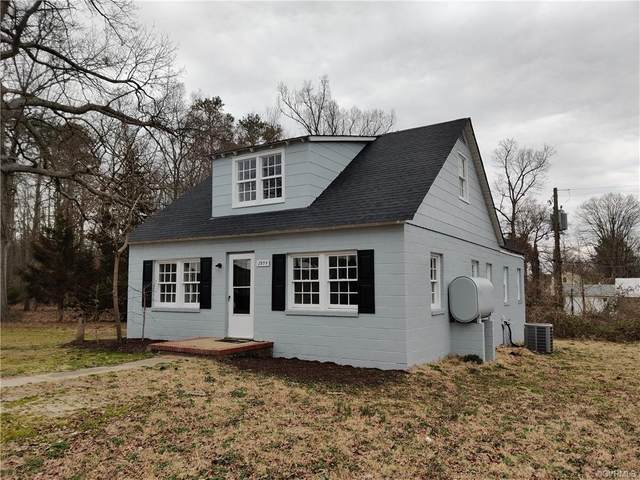 2935 Alcott Road, North Chesterfield, VA 23237 (MLS #2101680) :: Village Concepts Realty Group