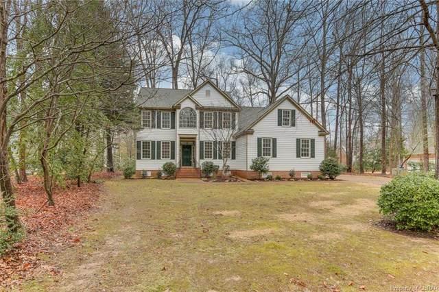 105 Kempe Drive, Williamsburg, VA 23188 (MLS #2101857) :: Treehouse Realty VA