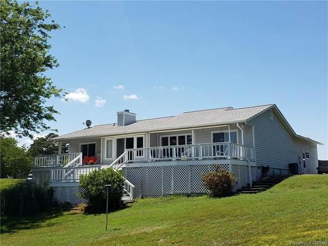 46 Blue Bird Lane, Deltaville, VA 23043 (#2102293) :: The Bell Tower Real Estate Team