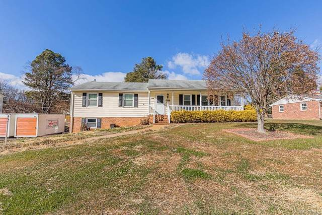 8342 Colmar Drive, Mechanicsville, VA 23116 (MLS #2102644) :: Village Concepts Realty Group
