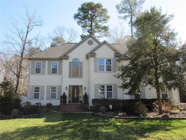 105 Blue Heron Drive, Yorktown, VA 23692 (#2102778) :: The Bell Tower Real Estate Team