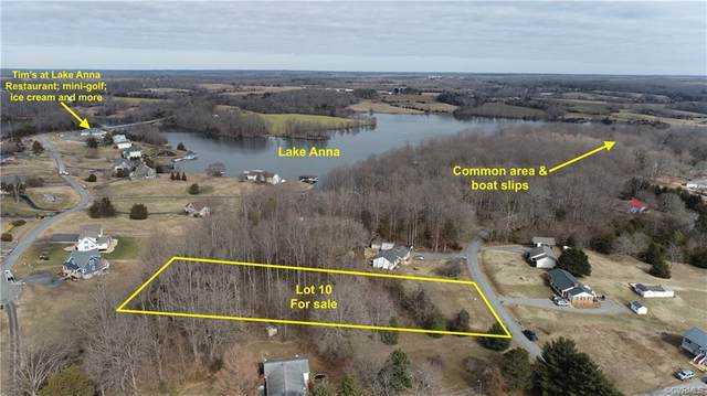 Lot 10 Mountain View Road, Mineral, VA 23117 (MLS #2102819) :: The Redux Group