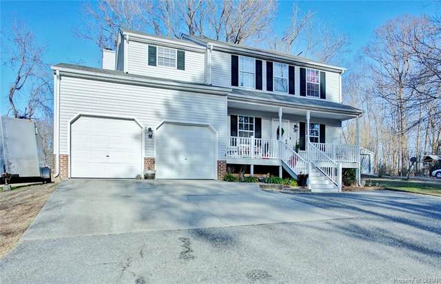 5545 Crany Creek Drive, Gloucester, VA 23061 (MLS #2103332) :: Small & Associates