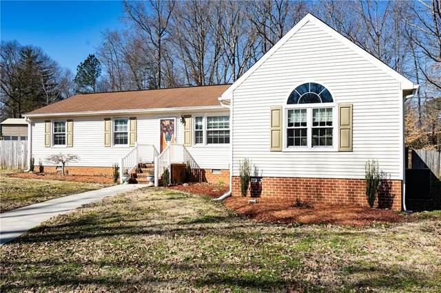 14410 Heather Stone Drive, Chester, VA 23836 (MLS #2103486) :: The Redux Group