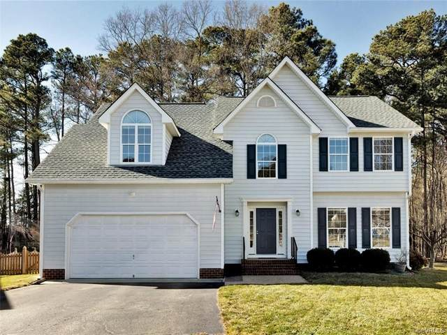 2500 Hawkesbury Court, Henrico, VA 23233 (MLS #2103582) :: The Redux Group