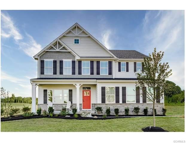 12298 Village Springs Drive, Glen Allen, VA 23059 (MLS #2103680) :: Small & Associates