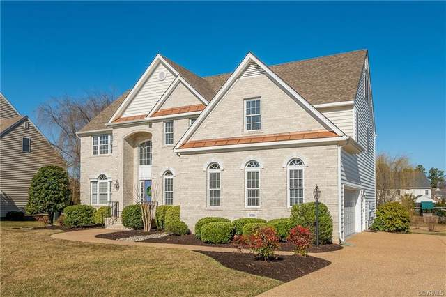 5916 Carrington Green Court, Glen Allen, VA 23060 (MLS #2103879) :: Small & Associates