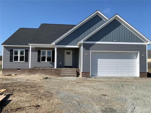 104 Mitchell's Lane, Tappahannock, VA 22560 (MLS #2104277) :: EXIT First Realty