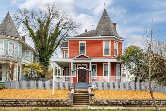 2618 Semmes Avenue, Richmond, VA 23225 (MLS #2104292) :: Small & Associates