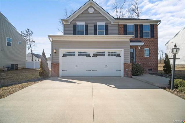 7818 Mary Page Lane, Chesterfield, VA 23237 (MLS #2104517) :: The Redux Group