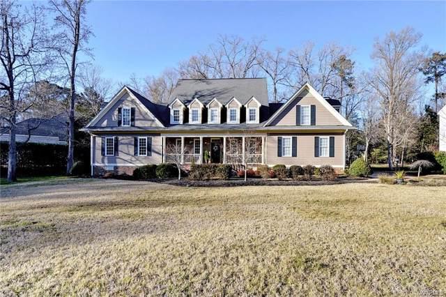 1916 Miln House Road, Williamsburg, VA 23185 (MLS #2104680) :: The Redux Group