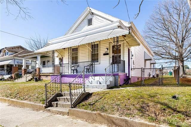 3083 Decatur Street, Richmond, VA 23224 (#2104829) :: Abbitt Realty Co.