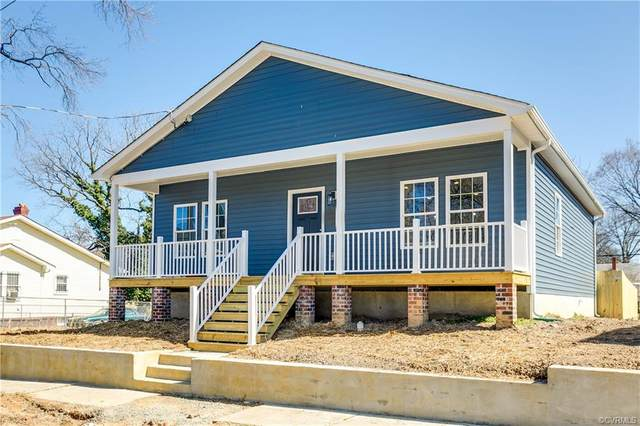 1535 Rogers Street, Richmond, VA 23223 (MLS #2105137) :: EXIT First Realty