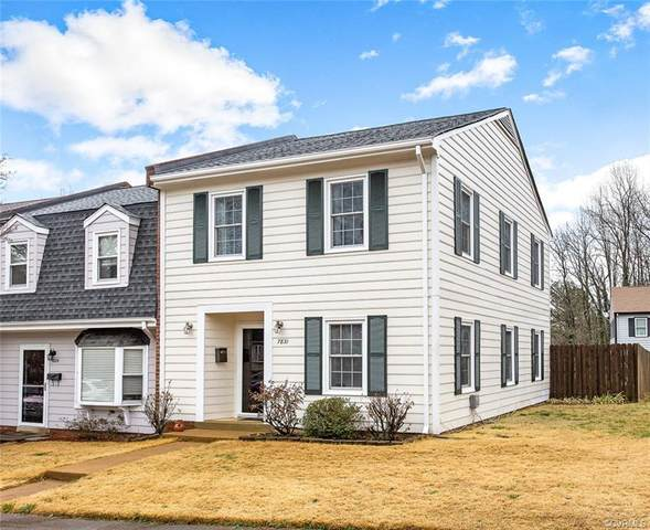 7831 Provincetown Drive, Chesterfield, VA 23235 (MLS #2105197) :: Small & Associates