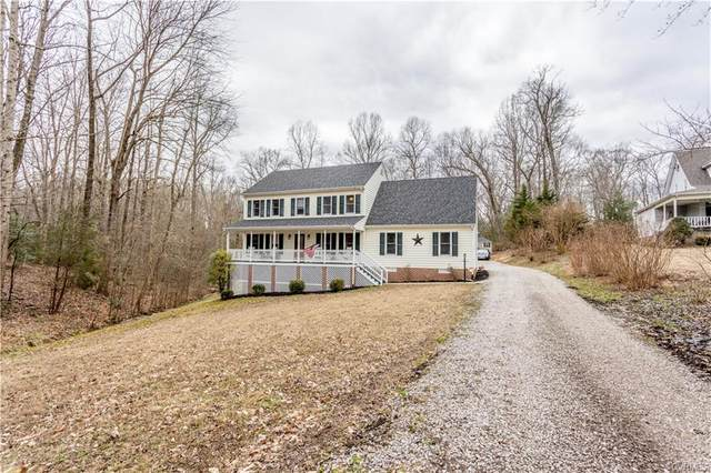 8486 Country View Lane, North Prince George, VA 23860 (MLS #2105251) :: The Redux Group