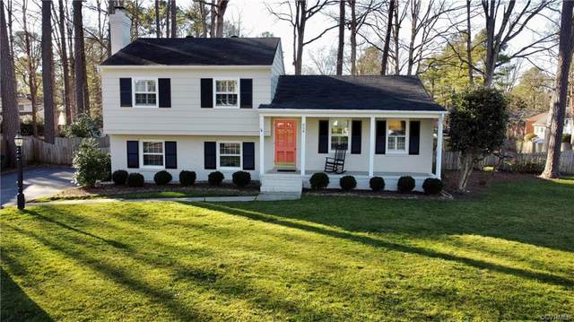 808 Derby Drive, Henrico, VA 23229 (MLS #2105352) :: The Redux Group