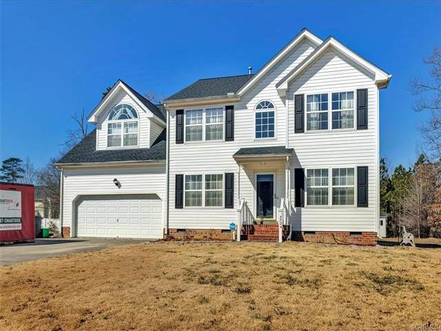 7704 Shoveler Drive, Henrico, VA 23231 (MLS #2105828) :: EXIT First Realty