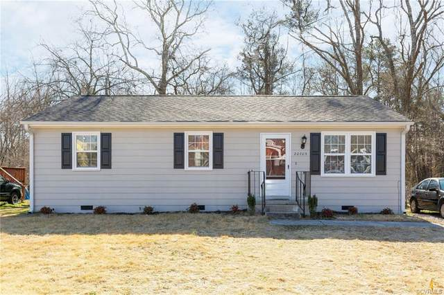 20705 Willowdale Drive, South Chesterfield, VA 23803 (MLS #2105870) :: The Redux Group