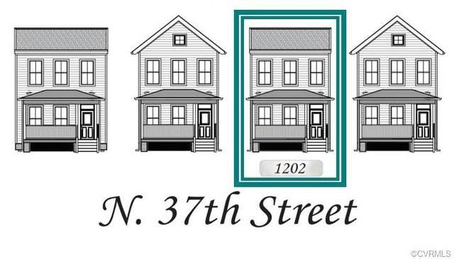 1202 N 37th Street, Oakwood, VA 23223 (MLS #2105899) :: The Redux Group