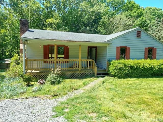 4263 Broad Street Road, Louisa, VA 23065 (MLS #2106001) :: Treehouse Realty VA