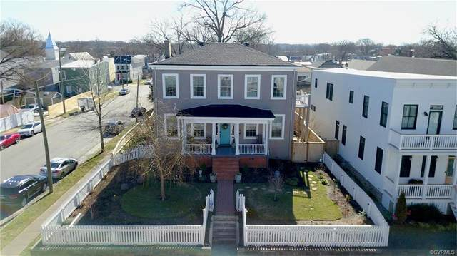 425 N 32nd Street, Richmond, VA 23223 (MLS #2106081) :: The Redux Group
