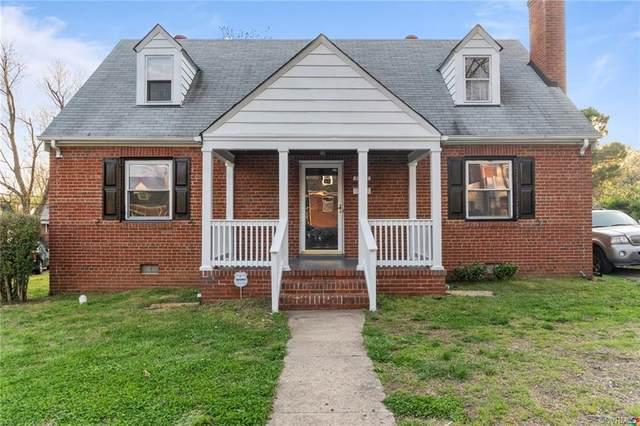1218 Greystone Avenue, Richmond, VA 23224 (MLS #2106635) :: The RVA Group Realty