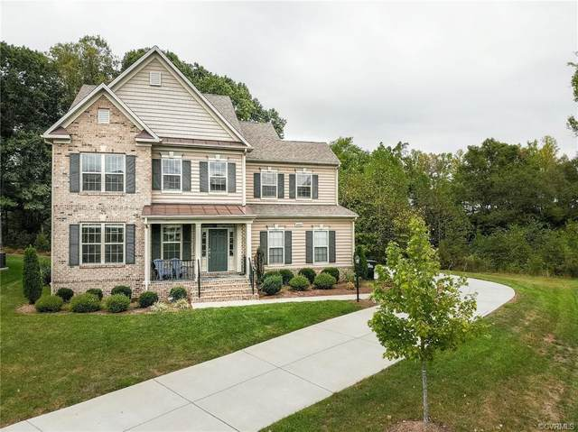 4901 Stable Ridge Court, Glen Allen, VA 23059 (#2106810) :: The Bell Tower Real Estate Team
