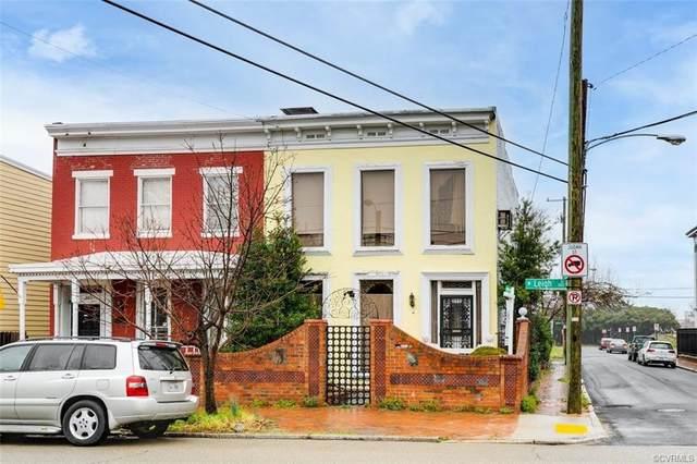300 W Leigh Street, Richmond, VA 23220 (MLS #2106822) :: Small & Associates