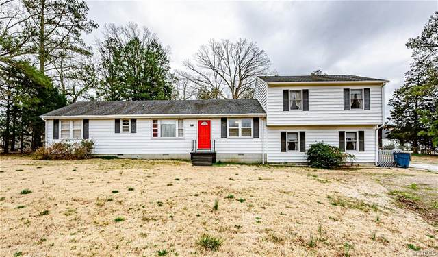 13940 Happy Hill Road, Chesterfield, VA 23831 (MLS #2106824) :: The Redux Group