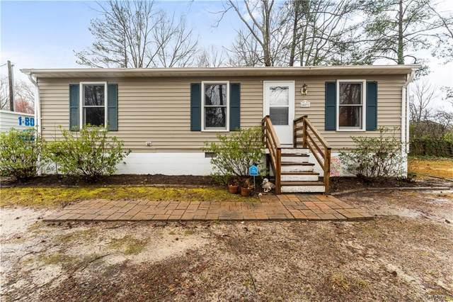 5409 Jefferson Drive, Quinton, VA 23141 (MLS #2106902) :: EXIT First Realty
