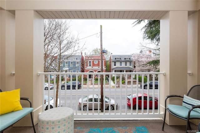2100 Grove Avenue U15, Richmond, VA 23220 (MLS #2107187) :: EXIT First Realty