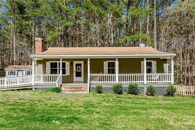 3724 Old Parrish Trace, Gum Spring, VA 23065 (MLS #2107523) :: The RVA Group Realty