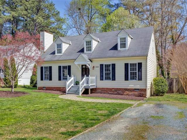 1321 Ware Road, Henrico, VA 23229 (MLS #2107886) :: The Redux Group