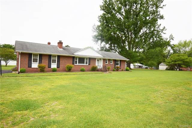 6293 Cold Harbor Road, Mechanicsville, VA 23111 (MLS #2108201) :: Small & Associates