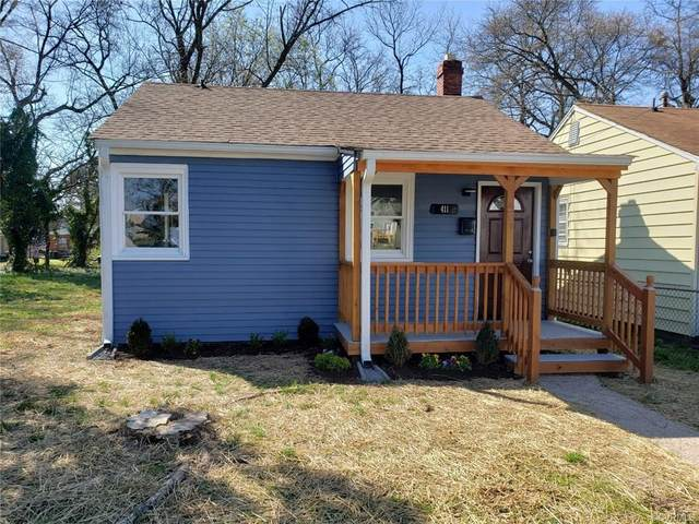 411 Hunt Avenue, Richmond, VA 23222 (MLS #2108208) :: Small & Associates
